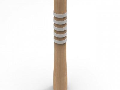 Pet jeklenih prstanov Pet olimpijskih krogov, simbolov povezovanja, objema ročaj iz bukovega lesa. Energija bukovine poraja samozavest, razumevanje, modrost.